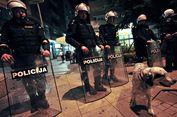 Militer Serbia Tahan Delapan Warga Negara Asing