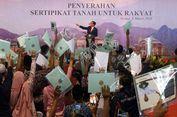 Soal Reforma Agraria, Jokowi Dinilai Sama Saja dengan SBY