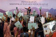 Menurut Golkar, Ini Alasan Jokowi Bikin Program Bagi-bagi Sertifikat Tanah