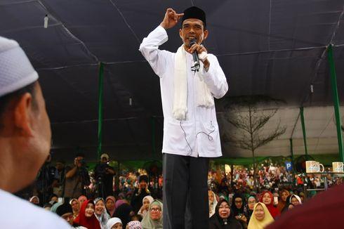 Ustaz Abdul Somad Dilaporkan ke Polda NTT dan Polda Metro Jaya