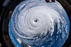 Begini Penampakan Badai Florence dari Stasiun Luar Angkasa