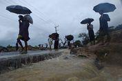 Musim Hujan Tiba, Pengungsi Rohingya di Bangladesh Khawatir Banjir