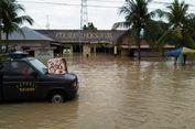 Banjir Hancurkan Tanggul Sungai di 9 Desa di Aceh Utara