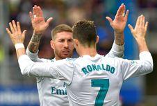 Juventus Vs Real Madrid, Chiellini Puji Ronaldo dan Sergio Ramos