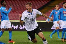 Sisihkan Napoli, Atalanta Tunggu Pemenang Juventus Vs Torino