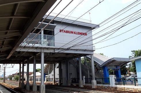 Wajah Baru Stasiun Klender