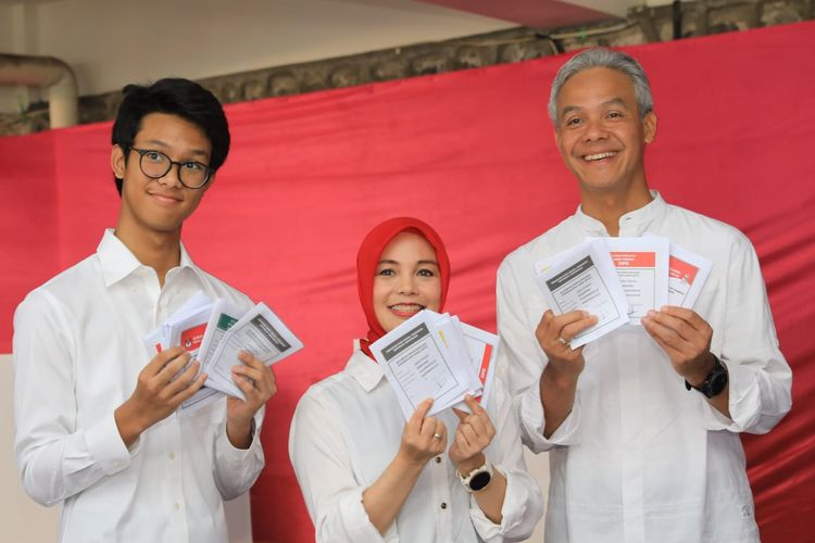 Ganjar Pranowo: Menang Kalah di Pemilu Biasa, Jangan Dibuat Drama