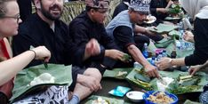 Pecel Pitik, Makanan Pengiring Ritual Suku Osing