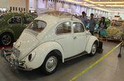 Ribuan Pecinta VW Lokal dan Asing Ramaikan JVWF 2017