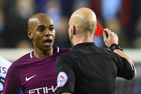 Hasil Piala FA, Kejutan, Tim Kasta Ketiga Hentikan Manchester City