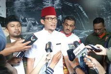 Buka-bukaan Sandiaga soal Anies Digadang Jadi Cawapres Prabowo...