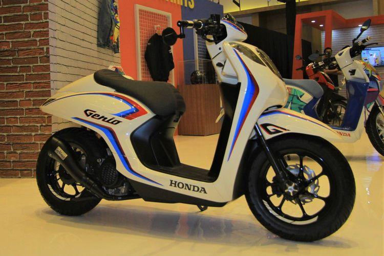 Modifikasi Honda Genio