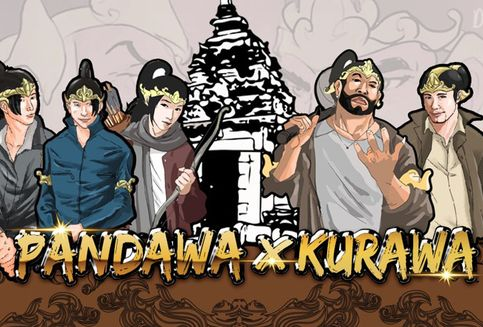 PandawaXKurawa 1 Ep8: Tiga Ksatria Hastinapura Ditantang Narasoma