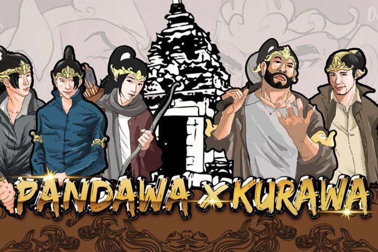 Wayang Pandawa Kurawa