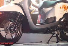 Pakai Pelek Kecil, Honda Scoopy Justru Lebih Tinggi