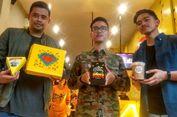 Kolaborasi, Gibran, Kaesang dan Bobby Buka 'Kedai Rakyat' di Medan