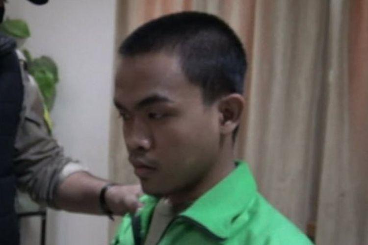 Mantan anggota ISIS asal Indonesia, Aldiansyah Syamsudin alias Abu Assam Al Indonisiy.