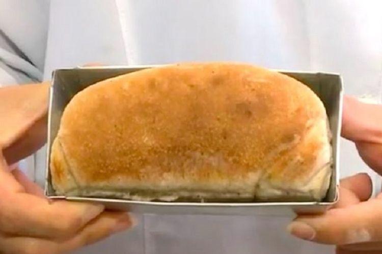 Roti dari tepung kecoa disebut memiliki protein lebih banyak dibanding daging merah