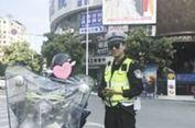 Kota di China Ini Ganti Denda Tilang dengan Pengakuan di 'Medsos'