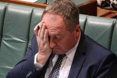 Wakil PM Australia Akui Selingkuh dan Minta Maaf