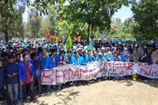 5 Fakta Demo Mahasiswa di Aceh Tolak Izin Tambang, Ricuh hingga 9 Kali Tak Ada Tanggapan Plt Gubernur