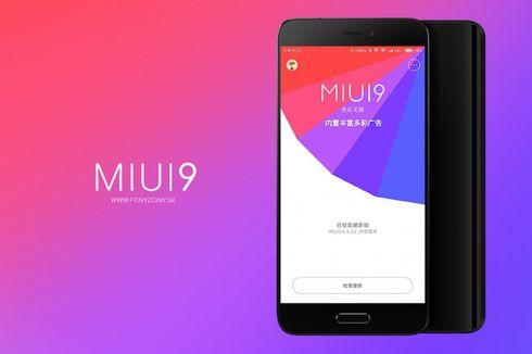 Daftar 40 Smartphone Xiaomi yang Kebagian MIUI 9