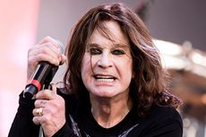Ozzy Osbourne Dirawat di Rumah Sakit Akibat Komplikasi Flu Berat