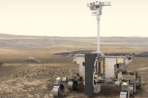 Kisah di Balik Penamaan Robot Penjelajah Mars Terbaru Milik ESA