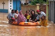 Banjir dan Longsor Landa Jayapura, 1.300 KK Warga Terkena Dampak