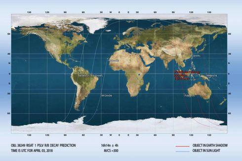 Setelah Tiangong-1, Roket India Diprediksi Jatuh di Wilayah Indonesia