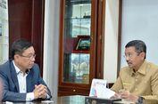 China Berencana    Bangun Jalur Kereta Api di Sumut