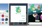 Apple Hapus Stiker WhatsApp dari App Store
