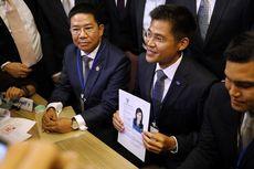 Komisi Pemilihan Rekomendasikan Pembubaran Partai Pengusung Putri Thailand