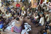 Mensos Janji Tangani Kesehatan Anak Asmat Sampai Tuntas
