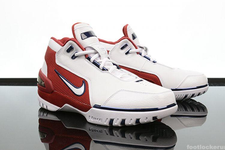 e10c8a349fa Sepatu Kesukaan LeBron James Diluncurkan Kembali