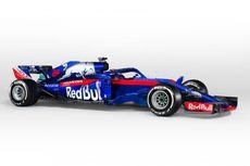 Mobil Balap Baru Tim Toro Rosso Bermesin Honda