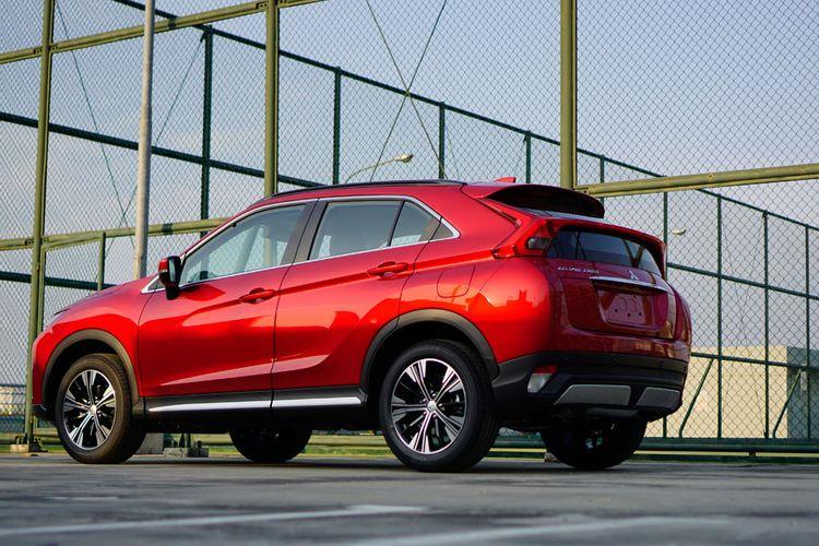 Detil produk terbaru dari Mitsubishi yang hadir di GIIAS 2019, Eclipse Cross.