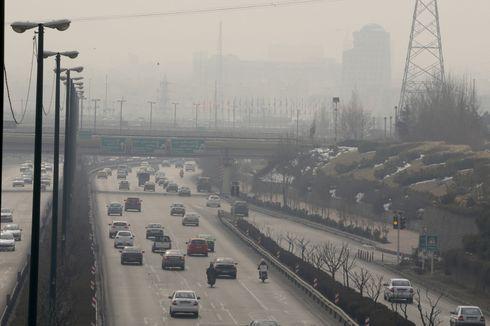 Polusi Udara Parah di Teheran, Sekolah Tutup Selama 3 Hari