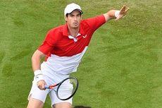 Andy Murray Telan Kekalahan di 16 Besar Eastbourne International