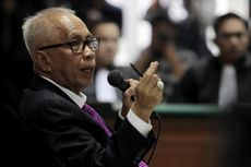 Pimpinan KPK Kecewa dengan Putusan PK OC Kaligis