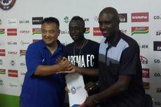 Arema FC Fasilitasi Makan Konate untuk Pulang ke Mali