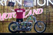 HD Shovelhead, Moge 'Kustom' Terbaik dari Surabaya