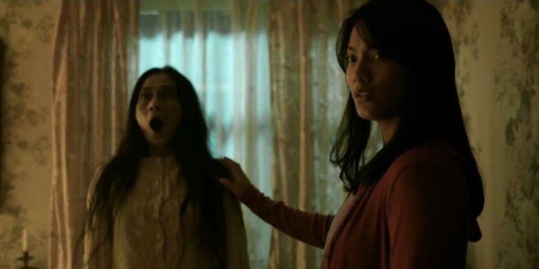 Salah satu adegan film Pengabdi Setan karya sutradara Joko Anwar.