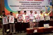 Tidak Satu Pun Peserta Pilkada Sulsel Hadiri Deklarasi Tolak Politik Uang dan Politisasi SARA
