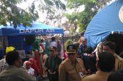 Suasana Pengungsian Korban Kebakaran Pondok Bambu dan Cipinang Muara