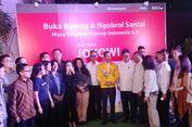 Saat Jokowi Menguji Anak-anak Muda Visioner Melafalkan Pancasila...
