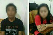 Siap Edarkan 1,1 Kilogram  Sabu, Sepasang Suami istri Ditangkap Polisi