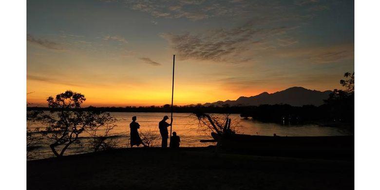 Sunrise di kawasan Plataran Menjangan Resort & Spa