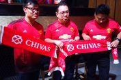 Tak Ada 'Chivas' di Jersey Manchester United