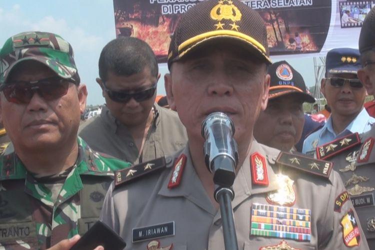 Batal Jadi Penjabat Gubernur, Irjen M Iriawan Dimutasi ke Lemhanas